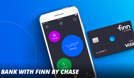 Bank with Finn by Chase