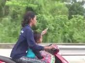 séquence smartphone hallucinante Thaïlande