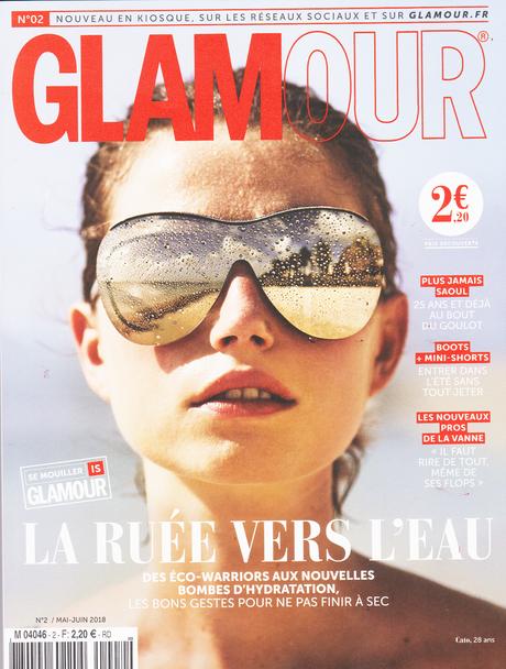 Glamour, ultra-rafraichissant