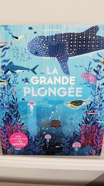 La grande plongée de Lucie Brunellière ♥ ♥ ♥