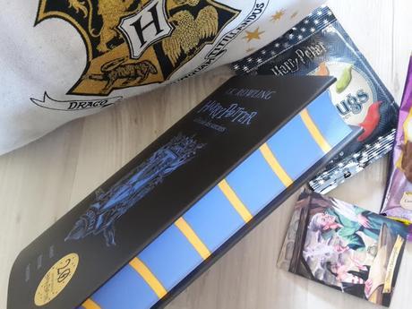 Harry Potter, vingt ans de magie : Edition collector Serdaigle : Harry Potter à l'école des sorciers