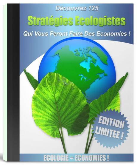 125 Stratégies Ecologistes = ECONOMIES
