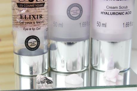 Routine Soins à l'Acide Hyaluronique | Osé! Les cosmétiques