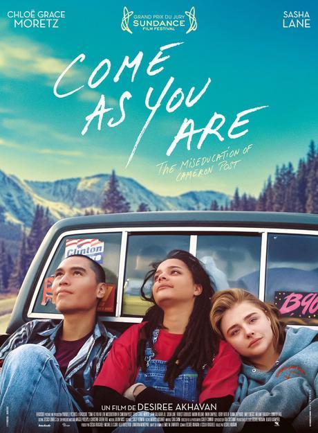 COME AS YOU ARE avec Chloë Grace Moretz, Sasha Lane - Au cinéma le 18 Juillet 2018