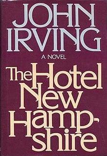 À La Recherche Du Temps Perdu***********The Hotel New Hampshire de John Irving