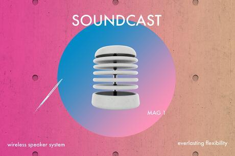 Interview : Martin Hislop présente l'enceinte Soundcast Mag-1