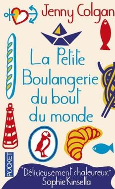 Couverture La Petite Boulangerie, tome 1 : La Petite Boulangerie du bout du monde