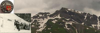 Une course « classique » de ski d'été