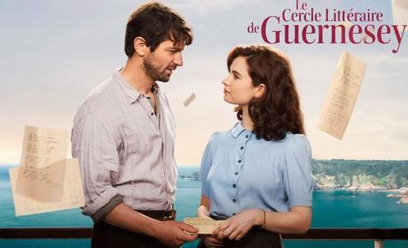 [Cinéma] Le Cercle Littéraire de Guernesey : Coup de cœur !