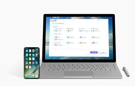 MobiMover : transférer des données entre iPhone, iPad, PC, Mac…
