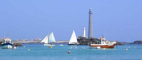 En promenade : Le phare de l'île Vierge