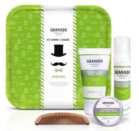 Granado Phamárcias : le coffret idéal pour barbus
