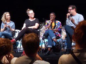Le génocide rwandais au théâtre