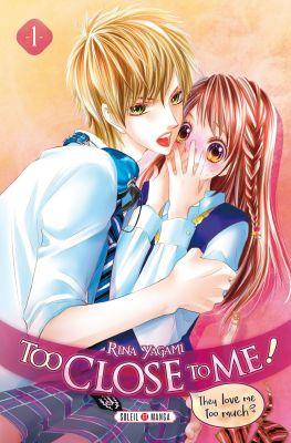 [ Manga ] Mes coups de coeur de l'été : Make me up, Too close to me, Kiss me at midnight, Hungry Marie