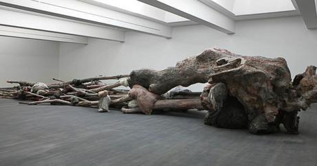 berlinde-de-bruyckere,sculpture,cripplewood,Hauser,Wirth,art-gallery
