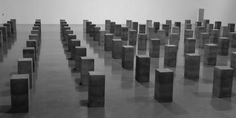 carl andre,sculpture,land-art,minimalism,coneptual-art,paris,2017,mam,exhibition,solo-show,sculpture-as-place