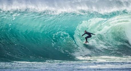 Pratiquer le surf