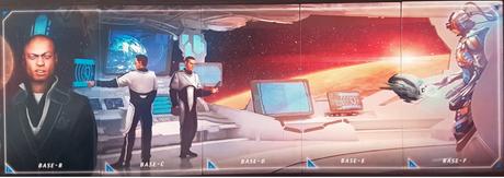 T.I.M.E Stories, Expédition : Endurance. Une histoire à vous glacer les os ! Chez les Space Cowboys