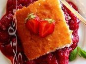 ~Pouding fraises~