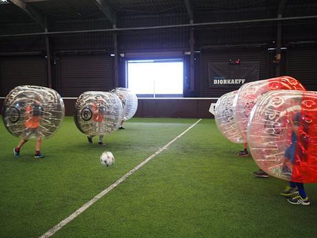 Sportigoo Bubble Foot