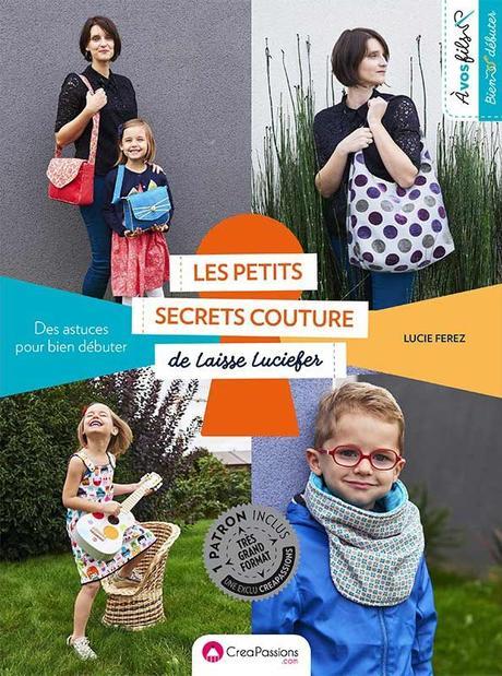 Livre : Les petits secrets couture de Laisse Luciefer