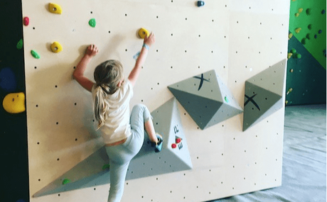Arkose, une expérience de grimpe urbaine