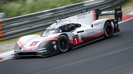 Record de vitesse sur le Nürburgring