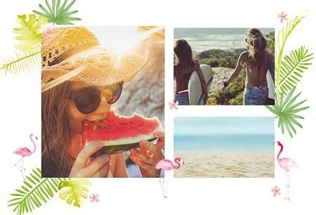 Popcarte : le site sympa pour réaliser vos cartes de vacances