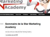 vidéos Juin pour formation continue WebMarketing Star Marketing Acacemy
