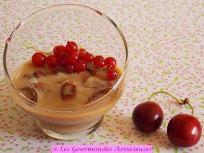 Dessert ultra-rapide et ultra-frais aux cerises (Vegan)
