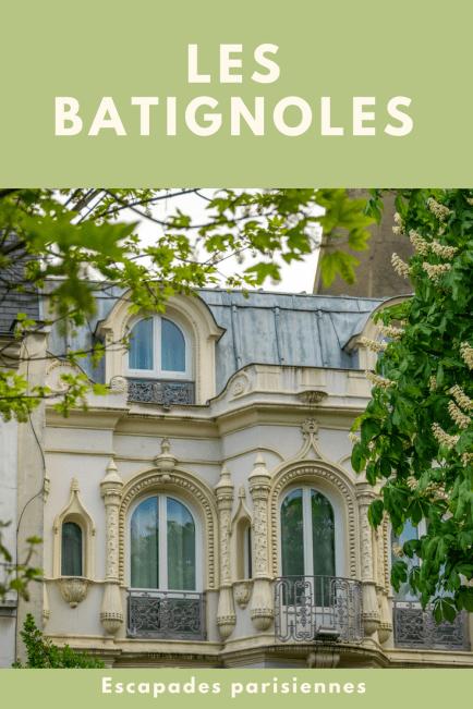 Le village des Batignolles