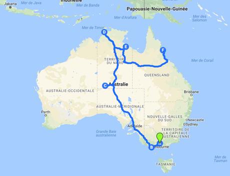 Partir vivre en Australie un an et travailler avec un PVT/WHV, le visa vacances/travail!