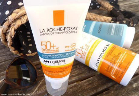M'exposer au soleil en toute sécurité avec La Roche-Posay