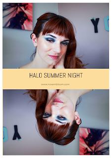 Halo Summer Night