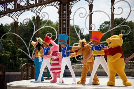 L'été des Marvel à Disneyland Paris