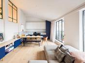 Studio Ulanowski signe appartement très élégant Londres