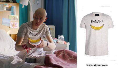 LES BRACELETS ROUGES : le t-shirt banane de Clément dans le premier épisode
