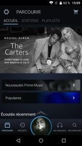 Amazon Music est gratuit avec Prime