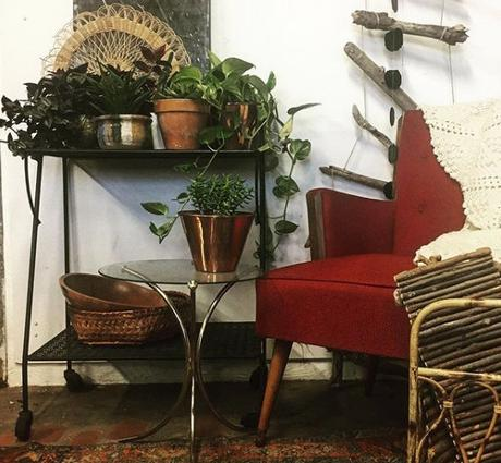 Une maison-boutique vintage en Ohio