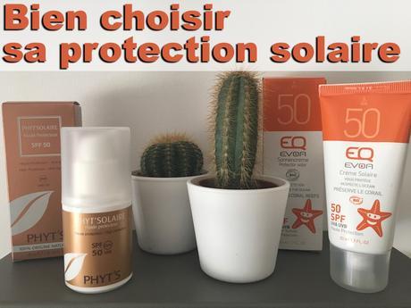 Bien choisir sa protection solaire