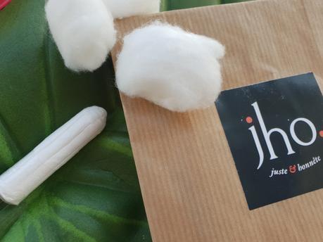 JHO, enfin des protections hygiéniques bio et éthiques