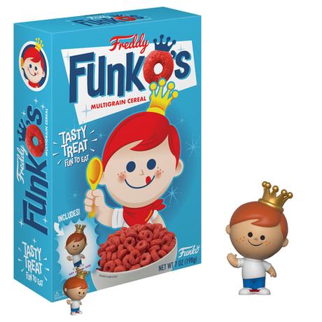 Funko lance sa collection de céréales