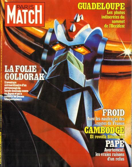 40 ans auparavant, Goldorak arrivait en France et tout allait changer…