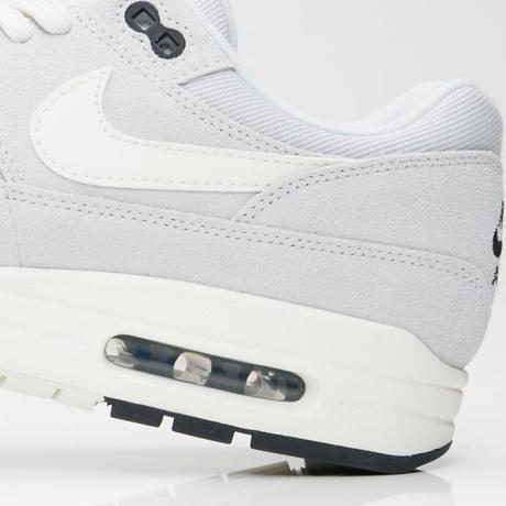 Nike Air Max 1 Pure Platinium miniswoosh