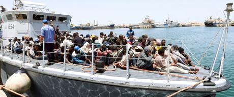 L'Italie offre 12 vedettes aux gardes-côtes libyens