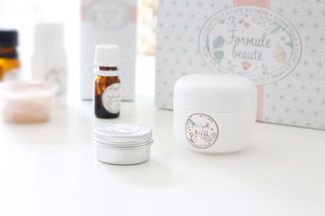 La Box Formule Beauté : Mes soins cosmétiques à fabriquer !