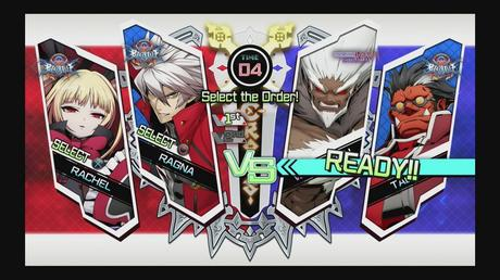 Test de Blazblue Cross Tag Battle sur PS4