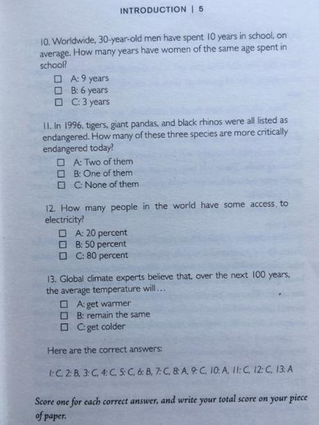 Cet été, adoptez le régime « Factfulness » d'Hans Rosling !