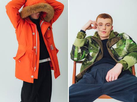 ROYAL NAVY – F/W 2018 COLLECTION LOOKBOOK