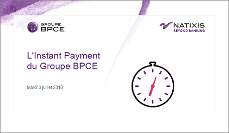 L'Instant Payment du Groupe BPCE